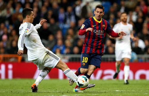 So tài Ronaldo-Messi: Ai chỉ giỏi bắt nạt đội nhỏ? (P2) - 3