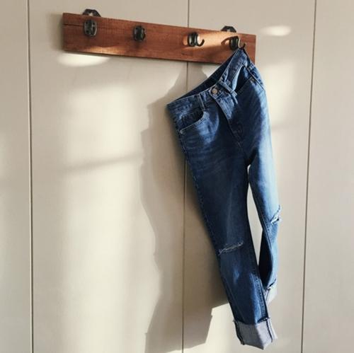 Thêm 4 cách tái chế quần jeans cũ thành thứ có ích - 2