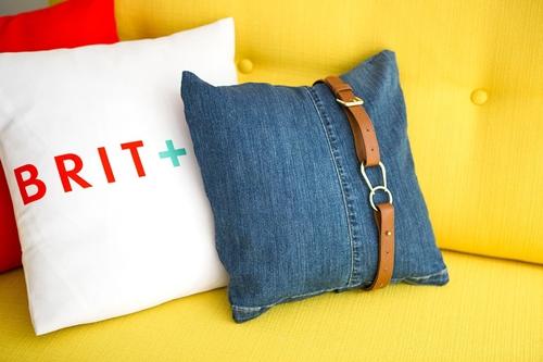 Thêm 4 cách tái chế quần jeans cũ thành thứ có ích - 3