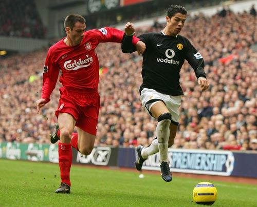 Đội hình vĩ đại nhất Liverpool-MU: Gerrard không có tên - 2