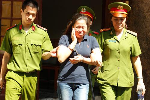 Bà trùm ma túy có 5 con nhỏ sắp đối diện án tử - 1