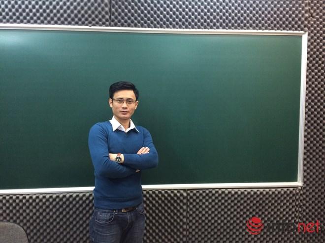 Thầy giáo đẹp trai chia sẻ bí quyết ôn tập tốt môn Toán thi THPT năm 2016 - 1