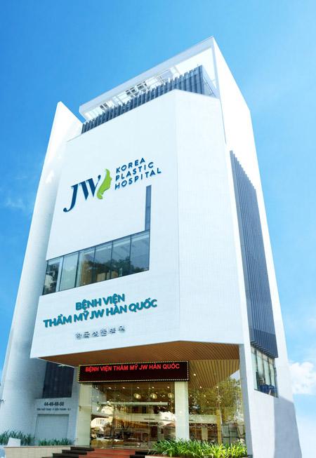 Bệnh viện Thẩm Mỹ JW Hàn Quốc chính thức ra mắt tháng 3 - 1
