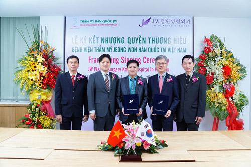 Bệnh viện Thẩm Mỹ JW Hàn Quốc chính thức ra mắt tháng 3 - 2
