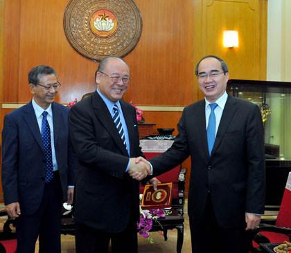 ĐH Việt-Nhật sẽ như Harvard của châu Á - 1