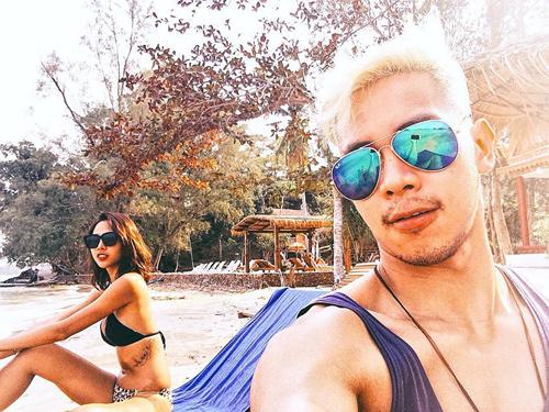Hồ Vĩnh Khoa gây sốc với màu tóc bạch kim - 7