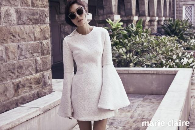 Kim Ha Neul quá trẻ đẹp so với tuổi 38 trong ảnh cưới - 11