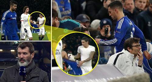 Sôi động cúp C1 10/3: Huyền thoại MU sốc vì Hazard đổi áo - 1