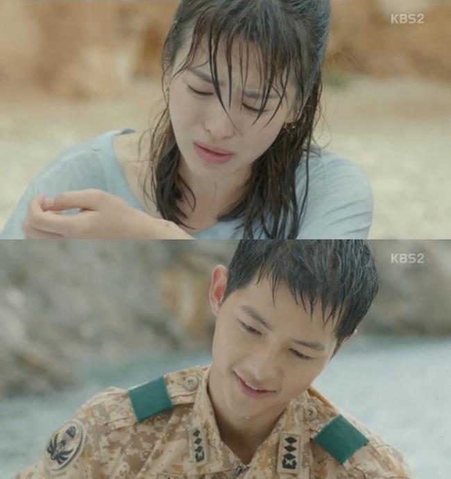 Màn hô hấp nhân tạo của trai đẹp với Song Hye Kyo gây sốt - 2