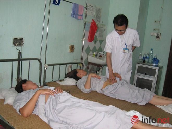 Viêm nhiễm phụ khoa tước quyền làm mẹ - 1