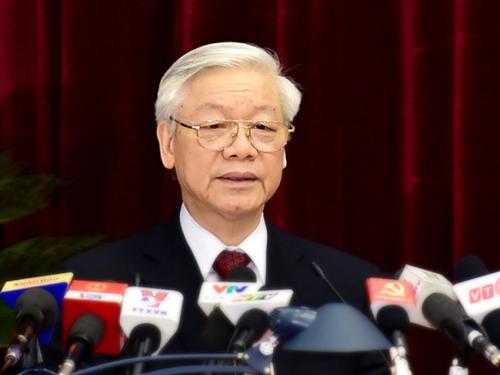 Giới thiệu nhân sự Chủ tịch nước, Thủ tướng, Chủ tịch Quốc hội - 1