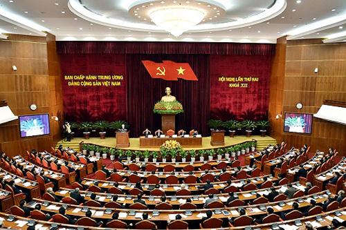 Giới thiệu nhân sự Chủ tịch nước, Thủ tướng, Chủ tịch Quốc hội - 3