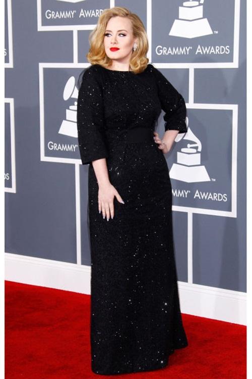 """Học """"họa mi nước Anh"""" Adele chọn váy cho nàng béo - 4"""