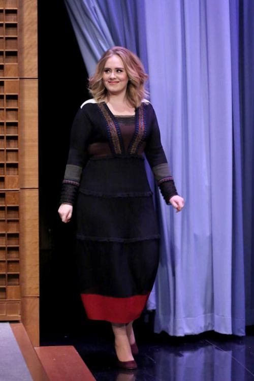 """Học """"họa mi nước Anh"""" Adele chọn váy cho nàng béo - 8"""
