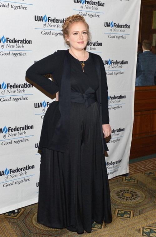 """Học """"họa mi nước Anh"""" Adele chọn váy cho nàng béo - 9"""