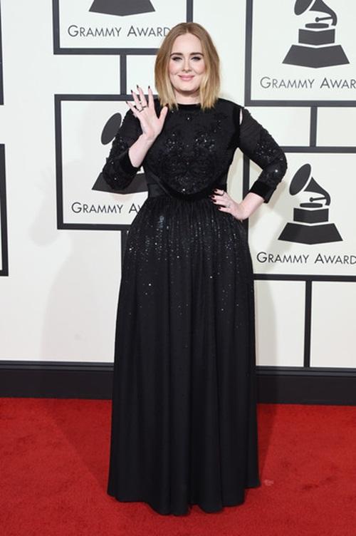 """Học """"họa mi nước Anh"""" Adele chọn váy cho nàng béo - 10"""