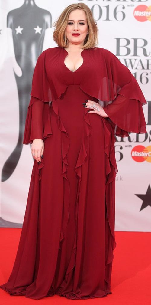 """Học """"họa mi nước Anh"""" Adele chọn váy cho nàng béo - 6"""