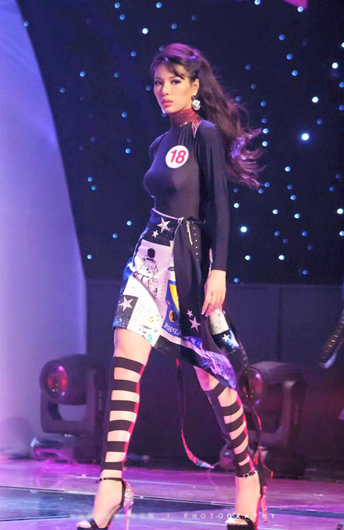 Siêu mẫu Việt Nam Khả Trang từng xuất gia nhiều năm - 6