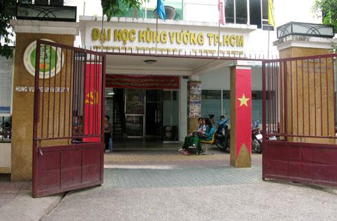 ĐH Hùng Vương TPHCM cho giảng viên nghỉ việc vì không còn tiền trả lương - 1