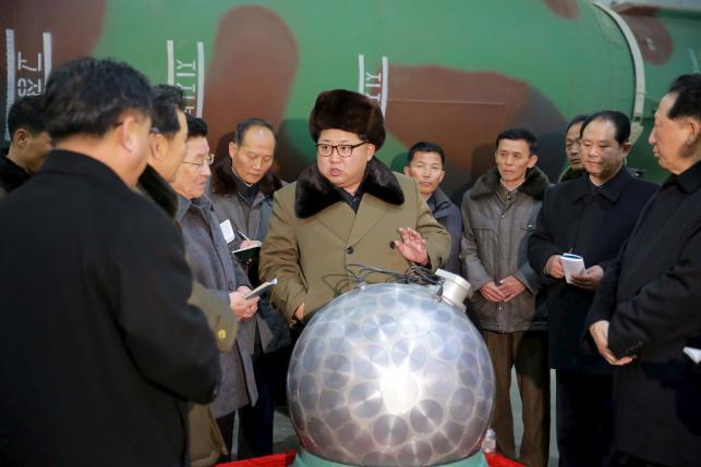 Soi ảnh đầu đạn hạt nhân thu nhỏ của Triều Tiên - 2
