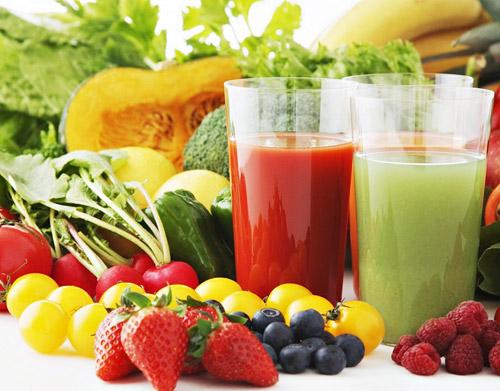 Thanh lọc cơ thể bằng siêu thực phẩm xanh cực hiệu quả - 1