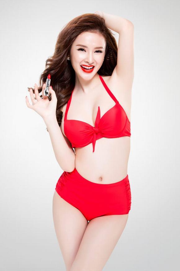 Angela Phương Trinh tốn 17 triệu mỗi tháng để làm đẹp - 2
