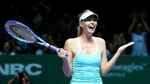 Không dùng chất cấm, Sharapova có thể đã mất mạng - 1