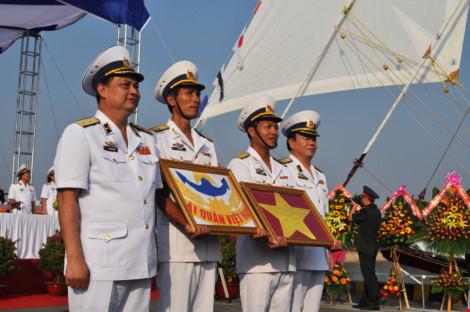 Hải quân VN đưa tàu buồm hiện đại nhất TG vào sử dụng - 2