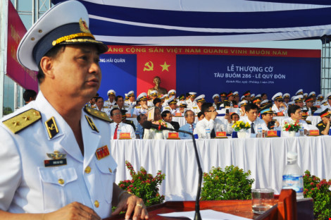 Hải quân VN đưa tàu buồm hiện đại nhất TG vào sử dụng - 3