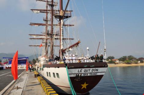 Hải quân VN đưa tàu buồm hiện đại nhất TG vào sử dụng - 6