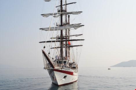 Hải quân VN đưa tàu buồm hiện đại nhất TG vào sử dụng - 7