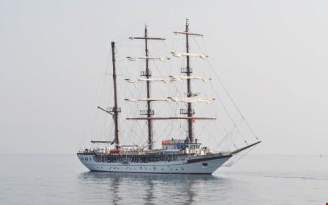 Hải quân VN đưa tàu buồm hiện đại nhất TG vào sử dụng - 8