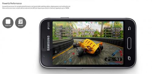 Galaxy J1 Mini trình làng, giá chỉ 1,9 triệu đồng - 1