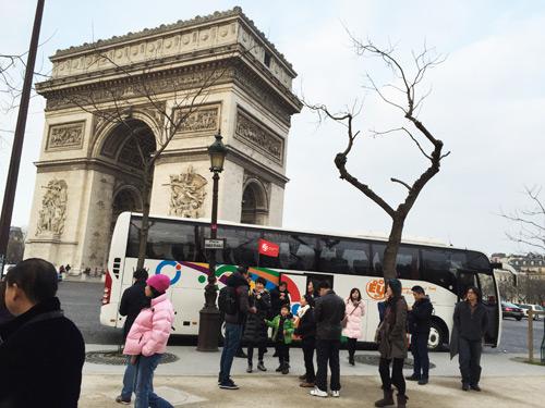 Du lịch Châu Âu tự chọn đồng giá 16 triệu đồng - 1