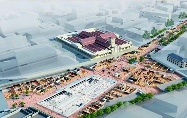 TP.HCM: Phương án xây khu phố ngầm lên tới 8.400 tỷ đồng - 1