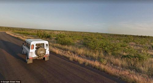 Xem vườn thú safari lớn nhất Nam Phi qua ứng dụng Google - 3