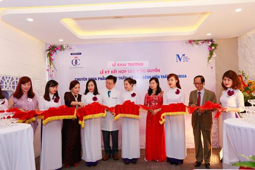 Khai trương Chuyên khoa Phẫu thuật thẩm mỹ QC – Bệnh viện An Việt - 1