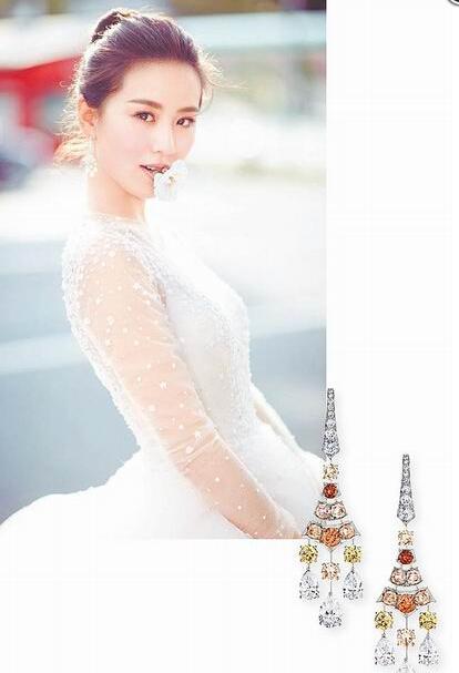 Tiết lộ giá hôn lễ, trang sức cưới xa hoa của Lưu Thi Thi - 2