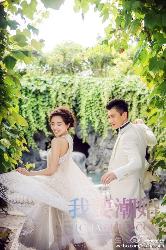 Tiết lộ giá hôn lễ, trang sức cưới xa hoa của Lưu Thi Thi - 1