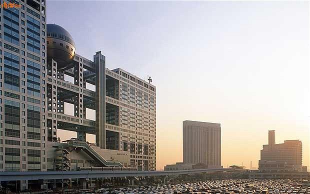 Những tòa nhà chọc trời có hình thù kỳ dị nhất thế giới - 6