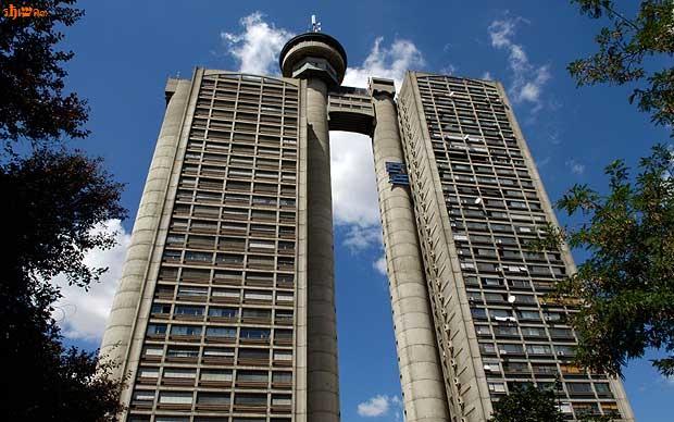 Những tòa nhà chọc trời có hình thù kỳ dị nhất thế giới - 7