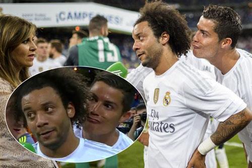 Hết chê đồng đội, Ronaldo lại chê Real thiếu tham vọng - 2