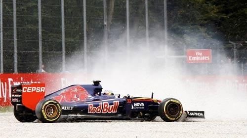 """""""Chiến mã"""" F1: Ngựa tốt khó thuần - 1"""