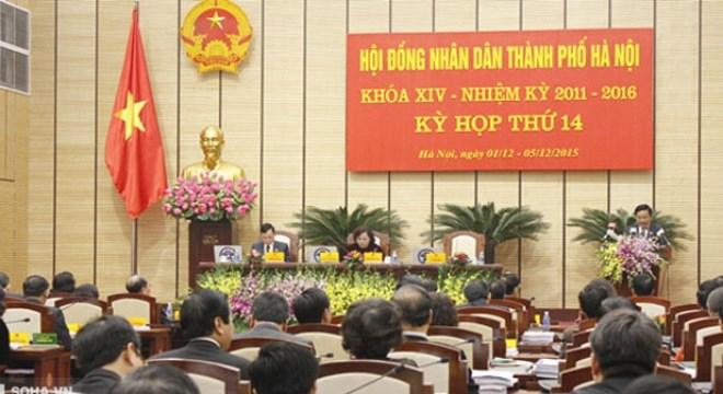 Hà Nội sắp miễn nhiệm 3 Phó chủ tịch UBND thành phố - 1