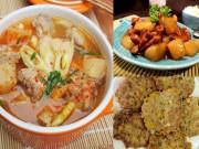 Ẩm thực - Thực đơn 3 món cho bữa trưa hoàn hảo nhất