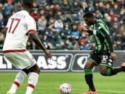 """Bóng đá - Cú sút """"cháy lưới"""" Milan đẹp nhất vòng 28 Serie A"""
