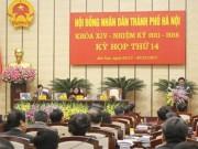 Tin tức trong ngày - Hà Nội sắp miễn nhiệm 3 Phó chủ tịch UBND thành phố