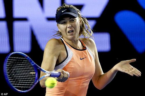 Dính doping, Sharapova nhận quà nhờ TRUNG THỰC - 2
