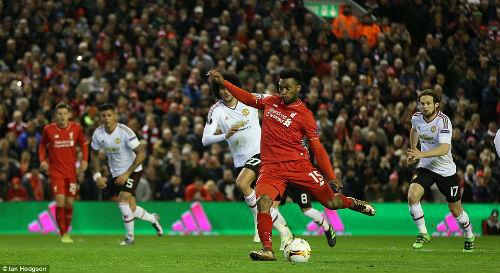 MU vs Liverpool - 1