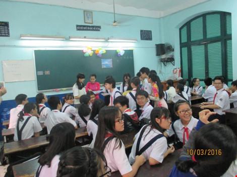 Học sinh Nhật qua Việt Nam để được... ngủ trưa - 1